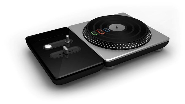 dj-hero-turntable-controller
