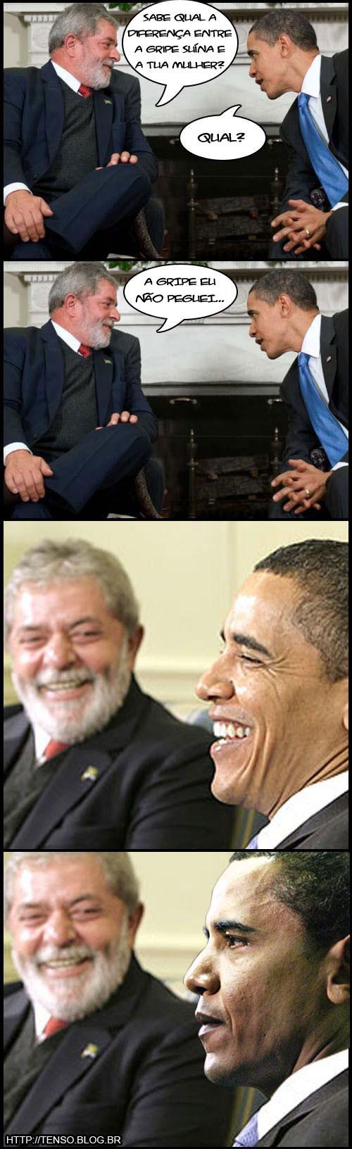 Lula é um cara muito sacana