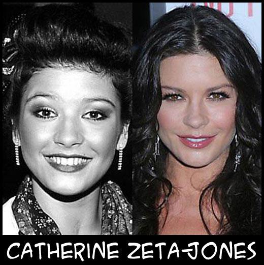 O poder da cirurgia plástica Catherine-Zeta-Jones1