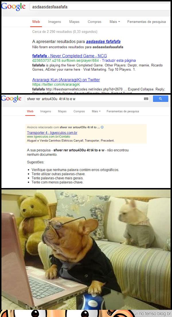 google_nao_funciona