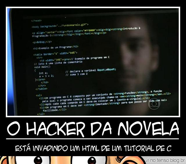 hacker-novela