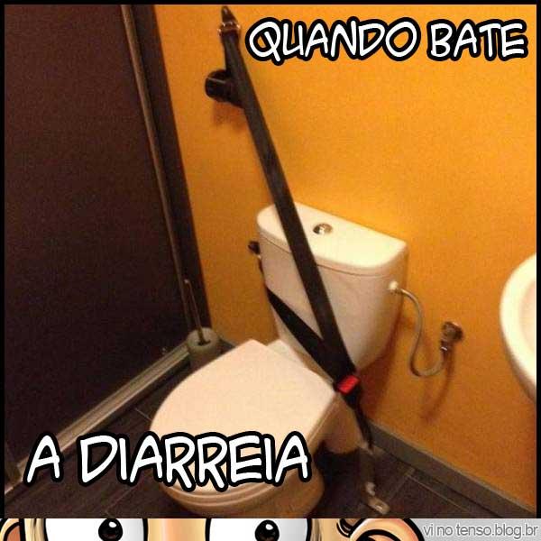 diarreia
